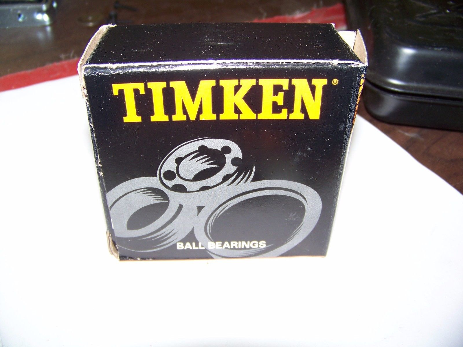 high temperature Timken Ball Bearing