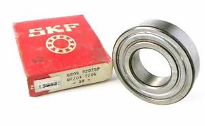 high temperature  SKF 6206-2ZQIMP SHIELDED BALL BEARING 30 MM X 62 MM X 16 MM