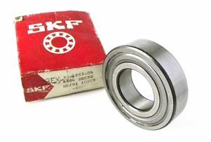 high temperature  SKF 6206-2ZC3 SHIELDED BALL BEARING 30 MM X 62 MM X 16 MM