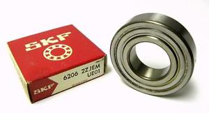 high temperature  SKF 6206-2ZJEM SHIELDED BALL BEARING 30 MM X 62 MM X 16 MM (4 AVAILABLE)