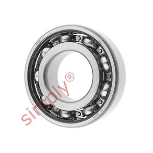 high temperature SKF 6205C4 Open Deep Groove Ball Bearing 25x52x15mm