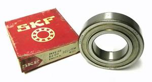 high temperature  SKF 6209 ZJ/EM SHIELDED BALL BEARING 45 MM X 85 MM X 19 MM (3 AVAILABLE)