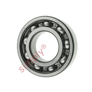 high temperature SKF 6206C4 Open Deep Groove Ball Bearing 30x62x16mm