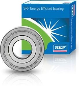 high temperature SKF E2 ENERGY EFFICIENT METAL SHIELDED SERIES METRIC BALL BEARING – CHOOSE SIZE