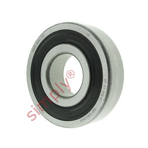 high temperature SKF 63052RS1C3 Rubber Sealed Deep Groove Ball Bearing 25x62x17mm