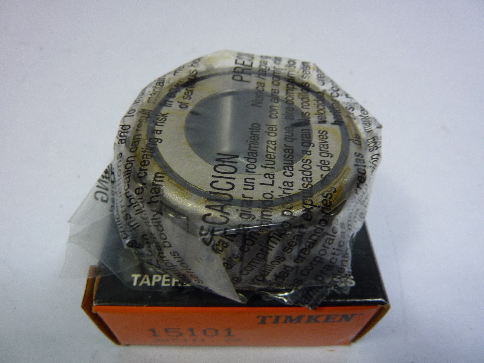 high temperature Timken 15101 Tapered Ball Bearing