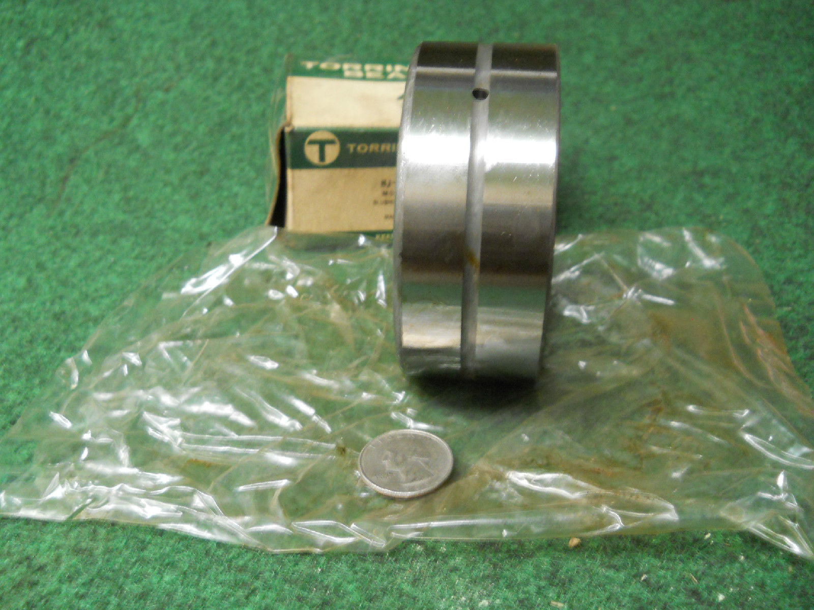 high temperature Torrington HJ-486024 , MS-51961-37 Bearing Old Stock Ball Bearings