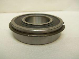 high temperature  SKF 6206-2RS1N/C3HT51 RUBBER SHIELD BALL BEARING