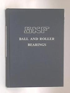 high temperature SKF ball and roller bearings (Unknown – 1964) (ID:38267)