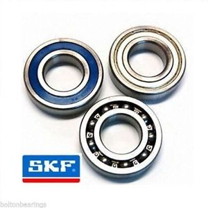 high temperature SKF Genuine Deep Groove Ball Bearing 6300 Series 2RS ZZ 2Z Open – Choose Size