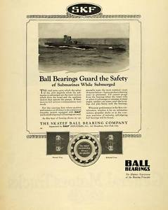 high temperature 1922 Ad Skayef Ball Bearing Submarine Safety SKF Vessel Ship Oil Pump Motor SCA3