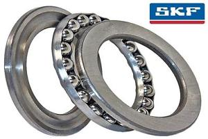 high temperature 51104 SKF Metric Single Thrust Ball Bearing 20x35x10mm
