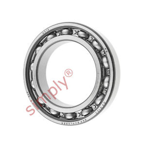 high temperature SKF 6012 Open Deep Groove Ball Bearing 60x95x18mm