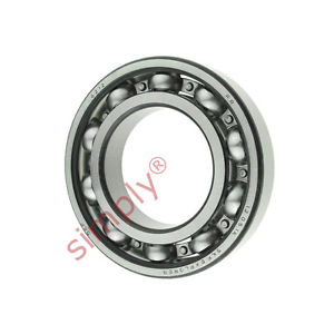 high temperature SKF 6212 Open Deep Groove Ball Bearing 60x110x22mm