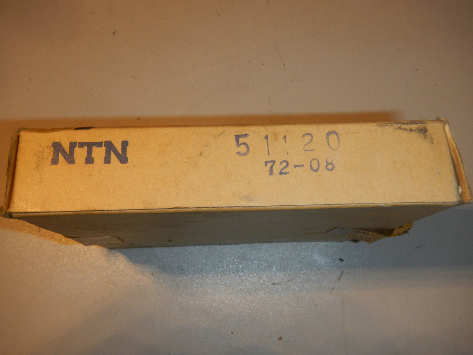 high temperature NTN Bearings 51120 / thrust – ball Bearings / type: 51120 /OVP