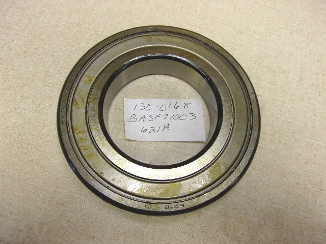 high temperature  FAG DEEP GROOVE BALL BEARING 6218, 130-0168, 621A, BASF71003 FREE SHIPPING