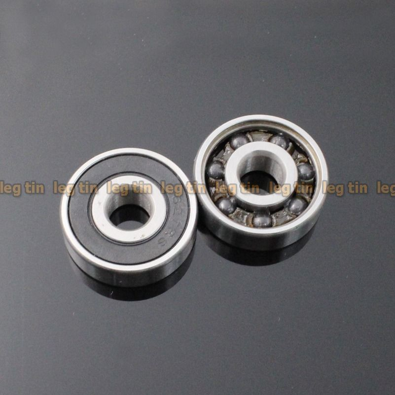 high temperature [5 pcs] 605-2RSc 5*14*5 Hybrid Ceramic Si3N4 Ball Bearing 5x14x5mm
