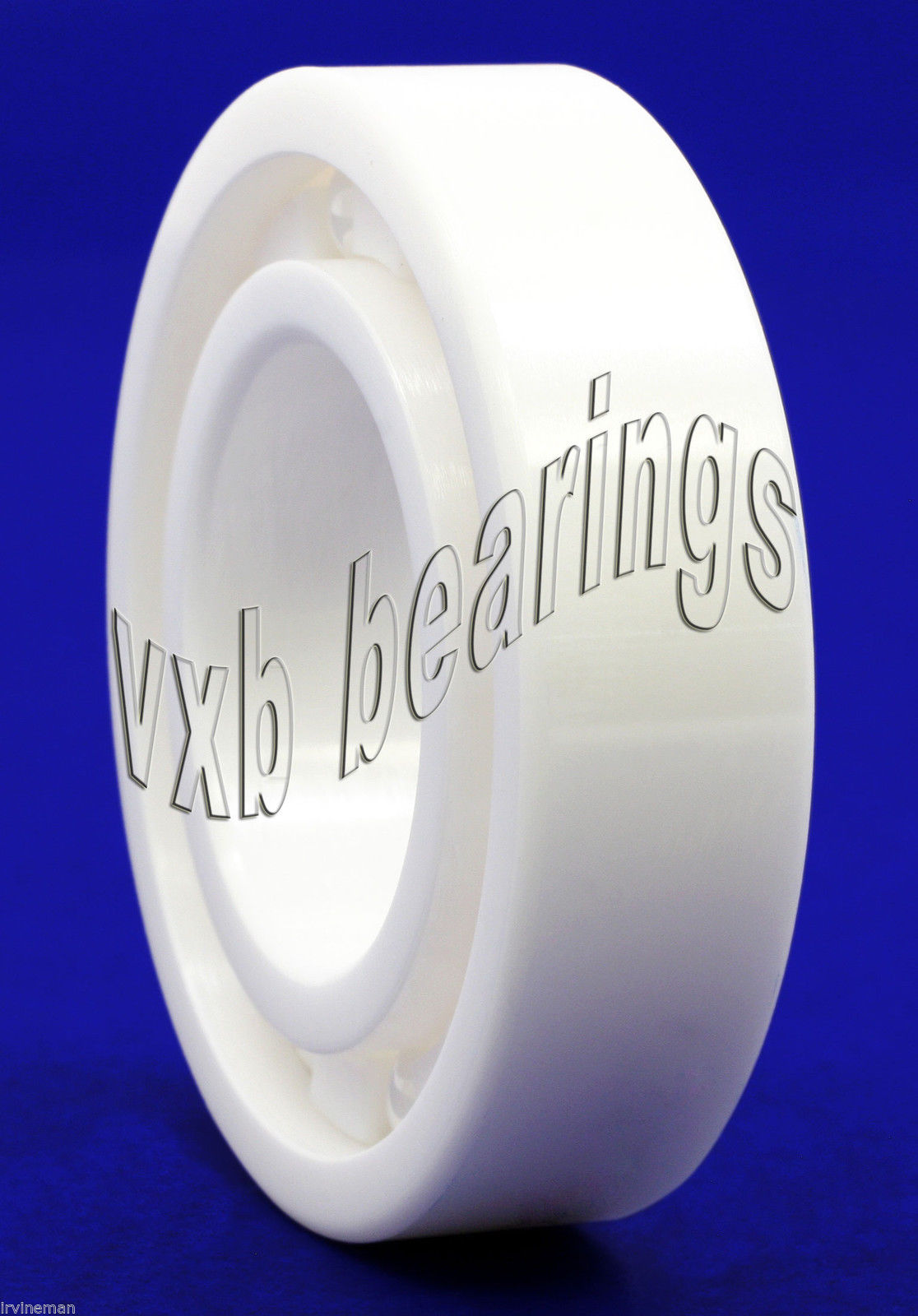 "high temperature R2A-2RS Full Ceramic Bearing 1/8""x1/2""x11/64"" inch Miniature Ball Bearings 8444"