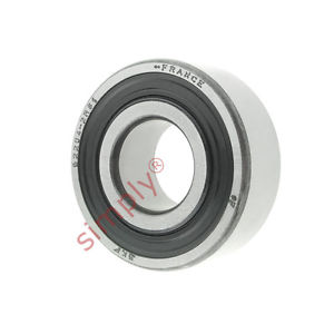 high temperature SKF 622042RS1 Rubber Sealed Deep Groove Ball Bearing 20x47x18mm