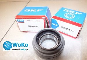 high temperature Bearing 360804AA SKF Deep Groove Ball Bearing Single Row 30x57x13 fast shipping