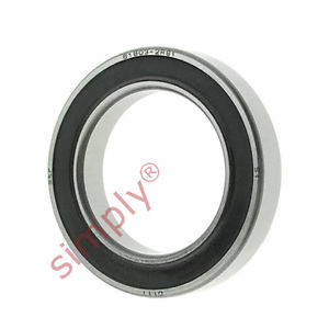 high temperature SKF 618032RS1 Rubber Sealed Thin Section Deep Groove Ball Bearing 17x26x5mm