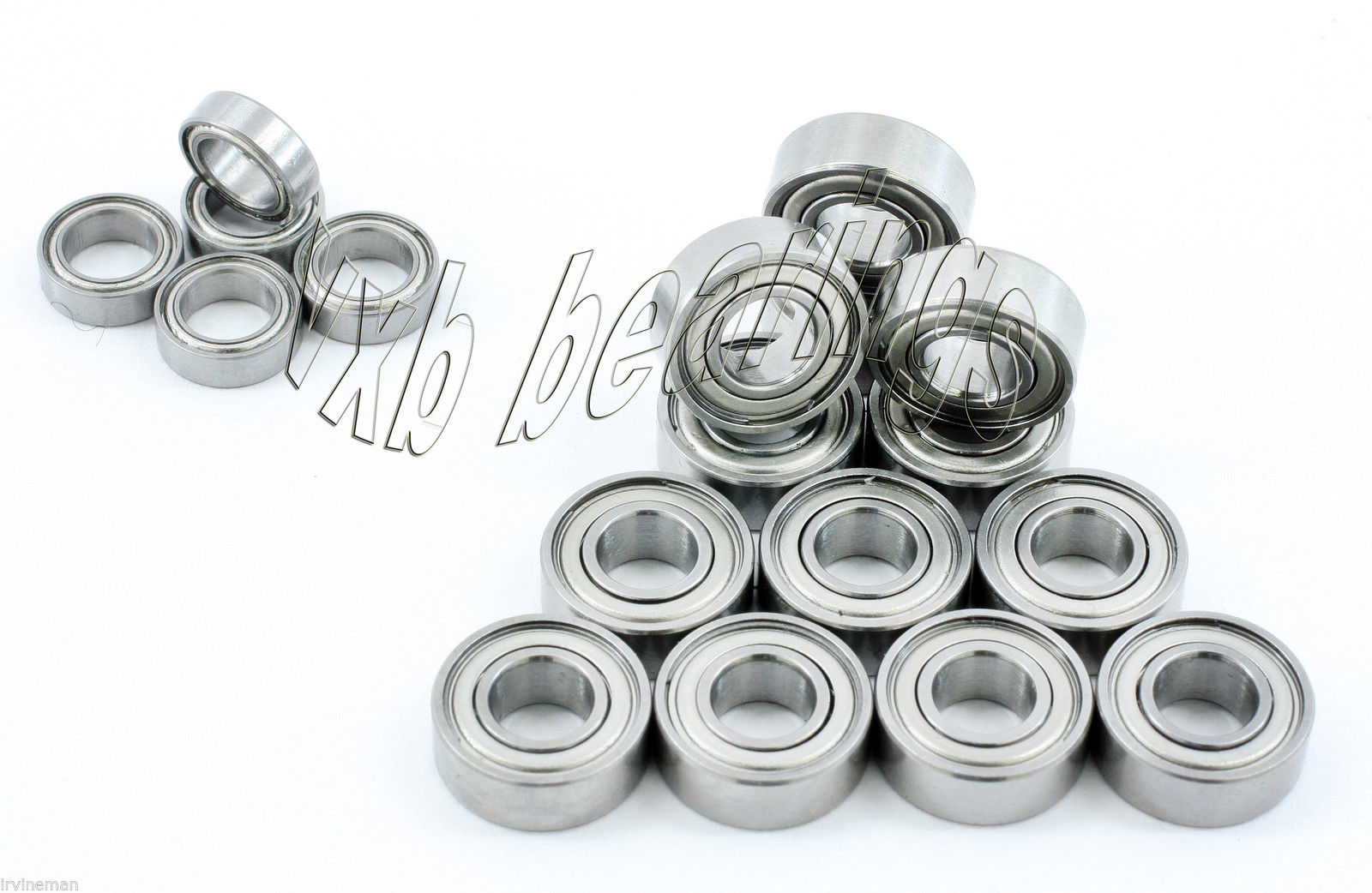 high temperature Set 24 Ceramic KYOSHO MP 7.5 SPORTS (INFERNO) Ball Bearings Rolling