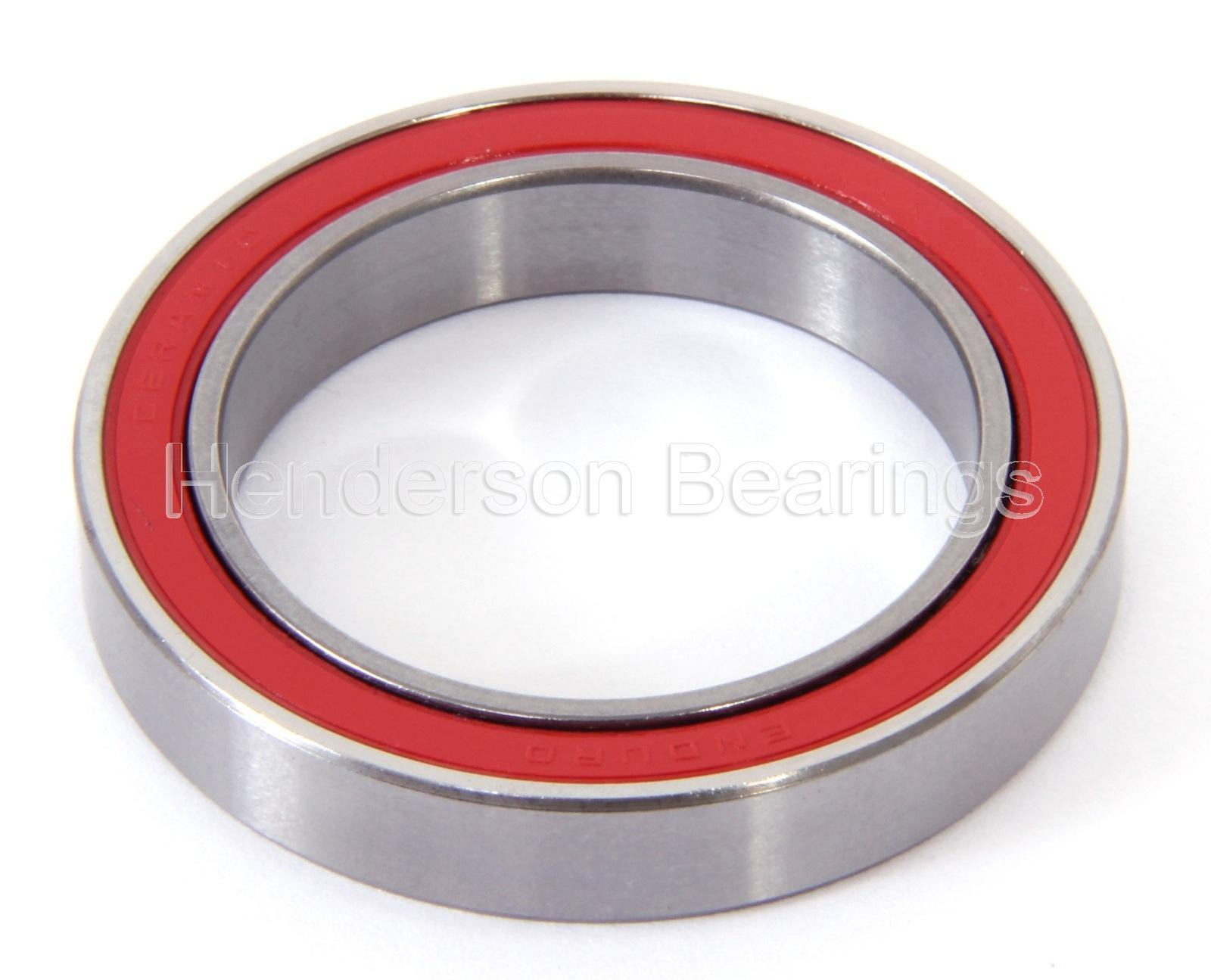 high temperature CH697-LLB Enduro Ceramic Hybrid Bicycle Bearing Abec5 7x17x5mm