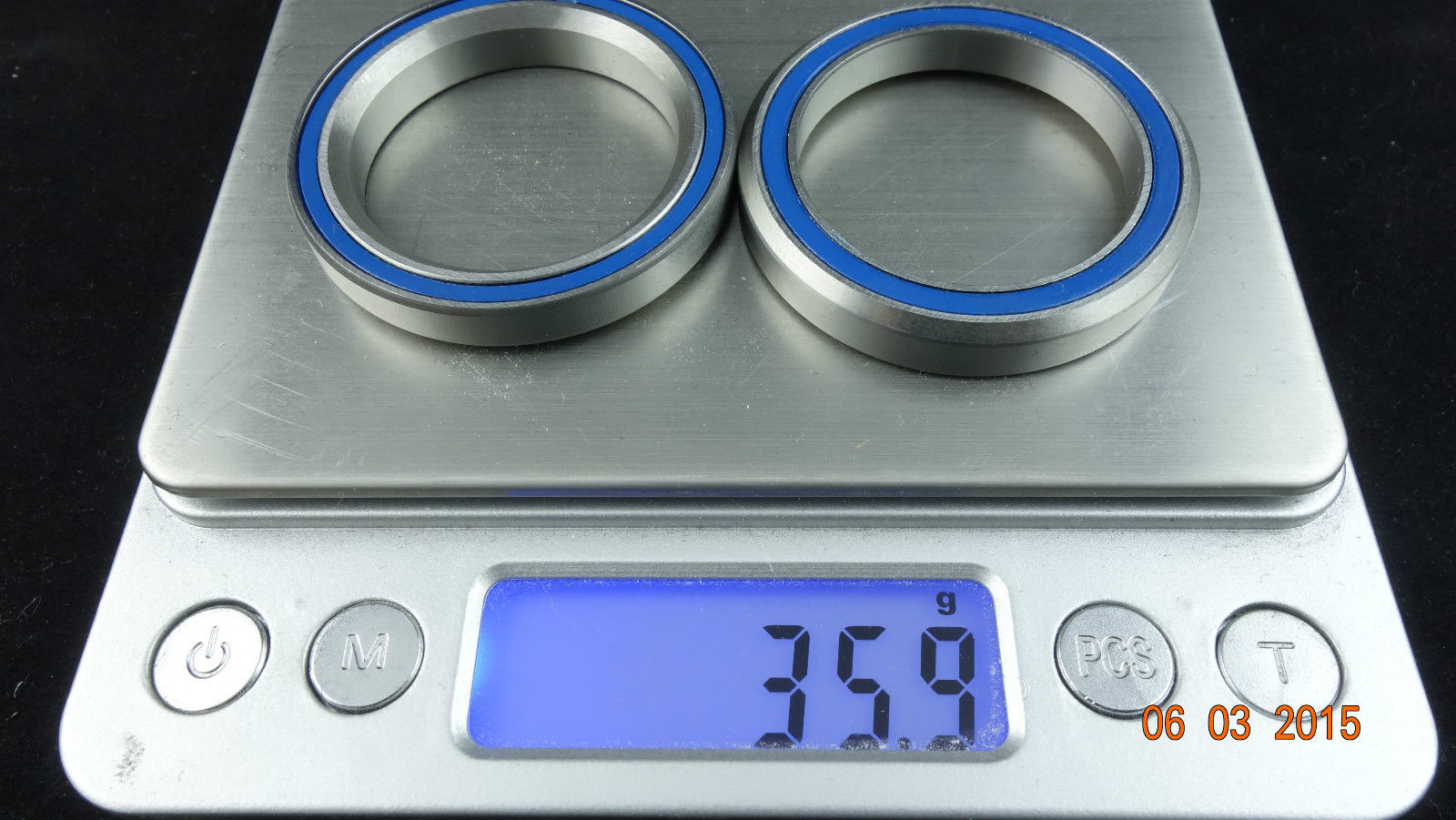 "high temperature 30.15mm* 41mm*6.5mm*45°Ceramics bearing for VP&Ritchey Pro 1&1/8"" headset"