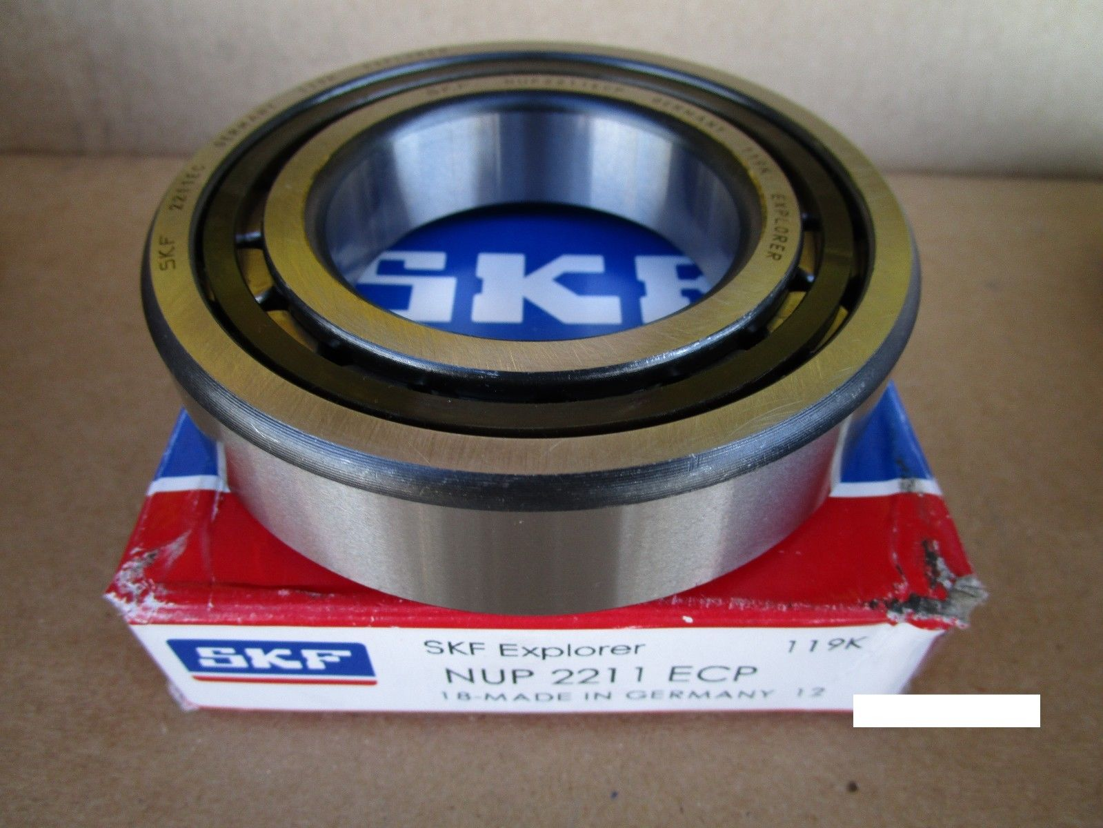 high temperature SKF NUP2211ECP Single Row Cylindrical Roller Bearing, NUP2211 (NSK, FAG)