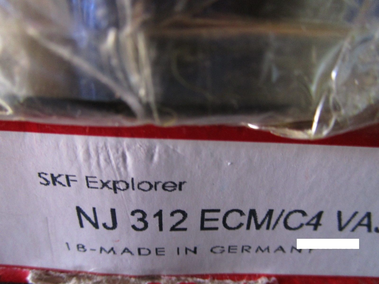 high temperature SKF NJ312ECM C4VA301,Single Row Cylindrical Roller Bearing(=2 NSK,NTN,FAG, KOYO)