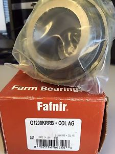 high temperature G1200KRRB + COLLAR Fafnir Timken Farm Bearing, Ball Bearing. NIB and SEALED