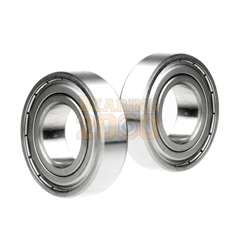 high temperature 2x 6201-ZZ Ball Bearing 12mm x 32mm x 10mm Double Shielded Seal 201KDD 201SFF