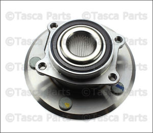 high temperature BRAND  OEM MOPAR RH OR LH FRONT WHEEL HUB & BEARING 2014-2015 DODGE JOURNEY