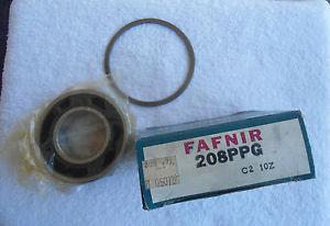 high temperature NIB  FAFNIR Ball Bearing      208PPG