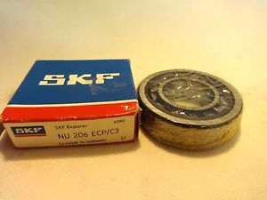 high temperature  IN BOX SKF NU-206-ECP/C3 CYLINDRICAL ROLLER BEARING