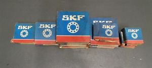high temperature SKF Bearings 5306 6309 6012 6006 6205 6208 New Lot of 14