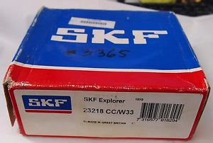 high temperature 23218 CC/W33 SKF Spherical Roller Bearing – 90x160x52.4