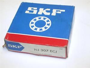 high temperature BRAND  IN BOX SKF CYLINDRICAL BEARING 35MM X 80MM X 21MM NJ 307 ECJ