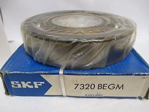 high temperature  SKF SPHERICAL ROLLER BEARING 7320 BEGM 7320BEGM
