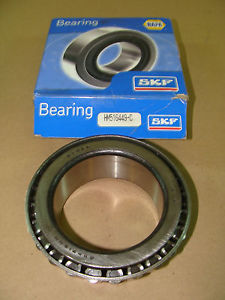 """high temperature SKF BOWER HM516449C TAPERED ROLLER BEARING SINGLE CONE 3.25"""" ID BORE 1.563"""" WIDE"""