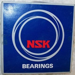 high temperature NSK NJ226W series Cylindrical Roller Bearing Removable Inner Ring Flanged