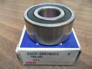 high temperature  NSK BEARING 5203-2RSTNGC3 52032RSTNGC3