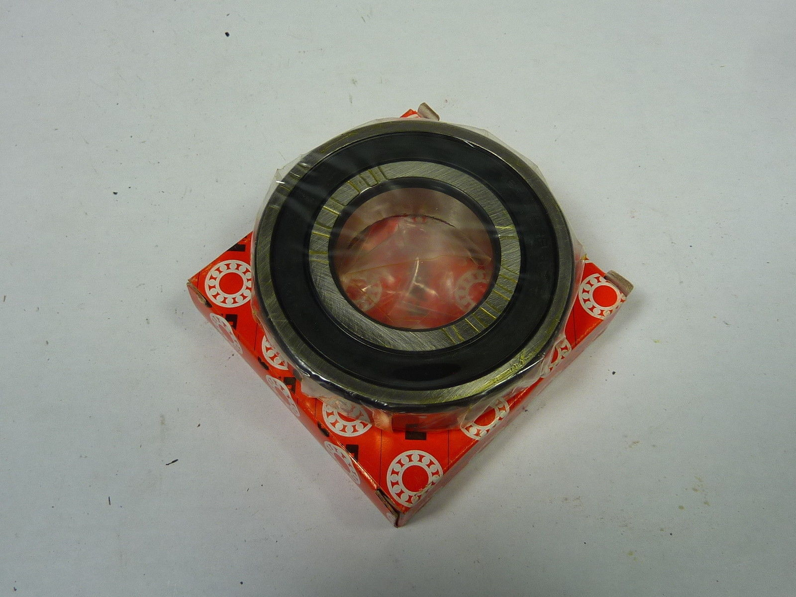 high temperature FAG 6207.2RSR.C3 Bearing Double Sealed !  !