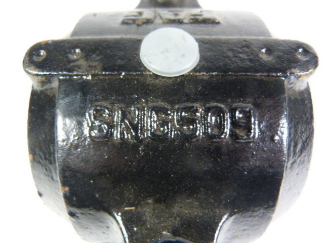 high temperature FAG SNG509 Cast Iron Housing for Bearing ! WOW !