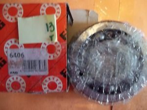 high temperature  IN BOX FAG ROLLER BEARING 6406 30MM ID (DR1B4)