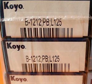 high temperature KOYO B-1212 BEARING