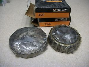 high temperature Timken Tapered Roller Bearing Set 387AS & 382A