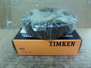 high temperature Timken Tapered Roller Bearing Cone 582 New