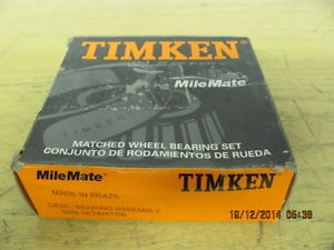 high temperature Timken  SBN Set426TRB Matching Wheel Bearing Set