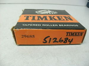 high temperature TIMKEN 29685 TAPERED BEARING CONE RACE, , USA